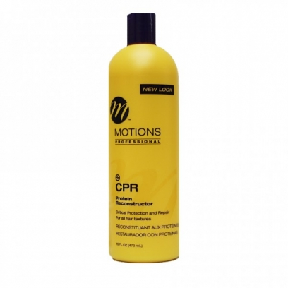 Motions Cpr Treatment On Natural Hair
